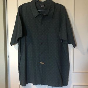 Patagonia Men's Hemp/Organic Cotton Camp Shirt XXL